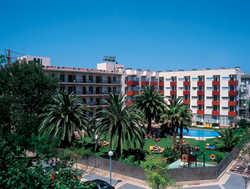 Hotel m nica en cambrils ideas para padres for Hotel familiar cambrils